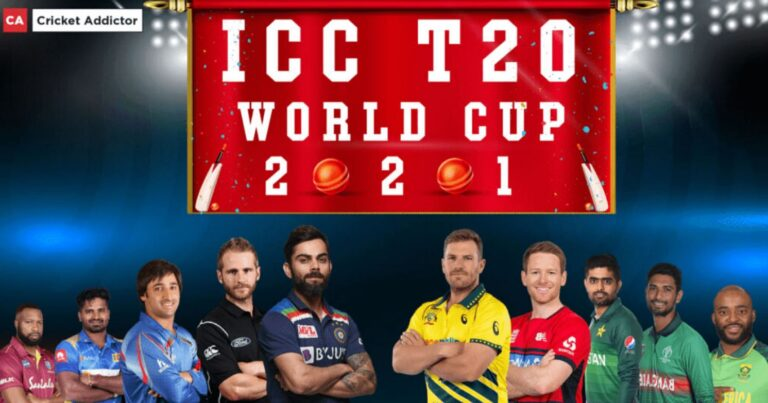 Every squad for the ICC Men's T20 World Cup 2021
